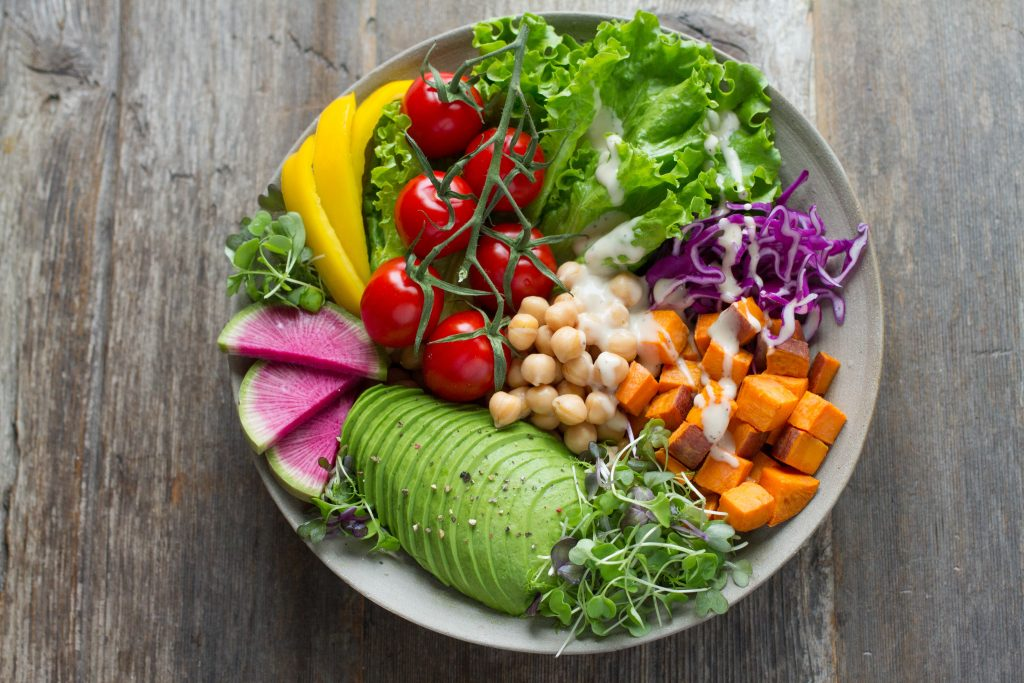receta de cocina de ensalada agridulce